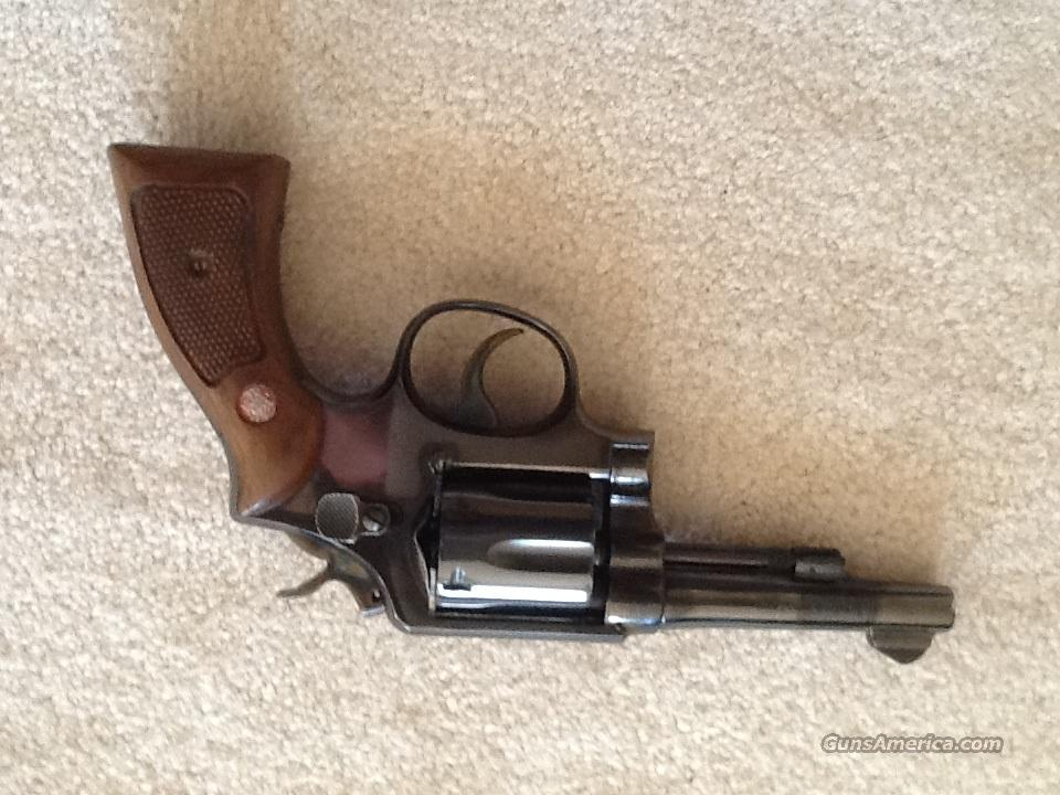 Smith and Wesson model 10-5  Guns > Pistols > Smith & Wesson Revolvers > Model 10