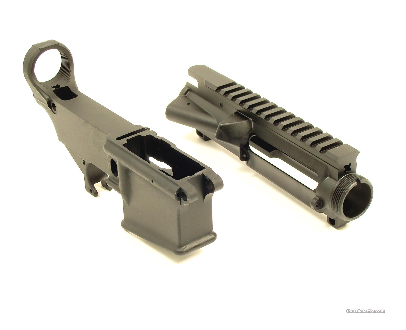 AR 15 Machined Upper with 80% Lower Anodized AR15   Non-Guns > Gun Parts > M16-AR15 > Upper Only