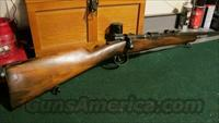 Mauser Chileno Modelo 7mm Mouser  Mauser Rifles > Spanish