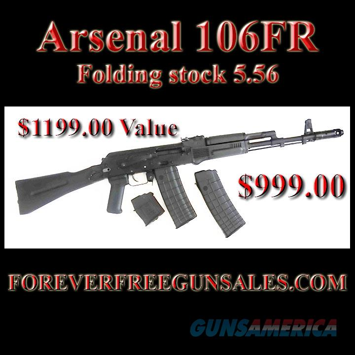Arsenal 106FR  Guns > Rifles > AK-47 Rifles (and copies) > Folding Stock