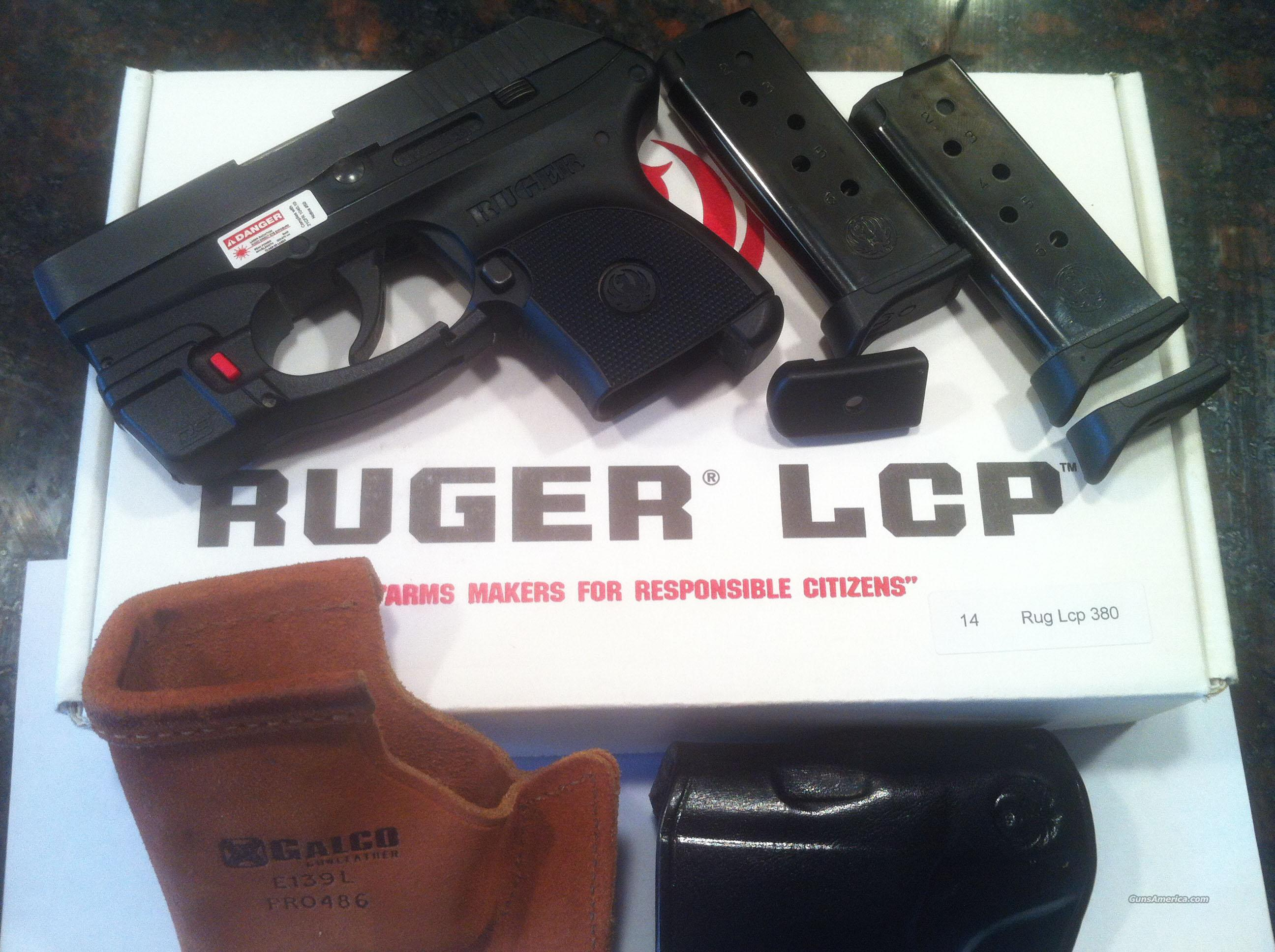 Ruger LCP w/ Crimson Trace  Guns > Pistols > Ruger Semi-Auto Pistols > LCP