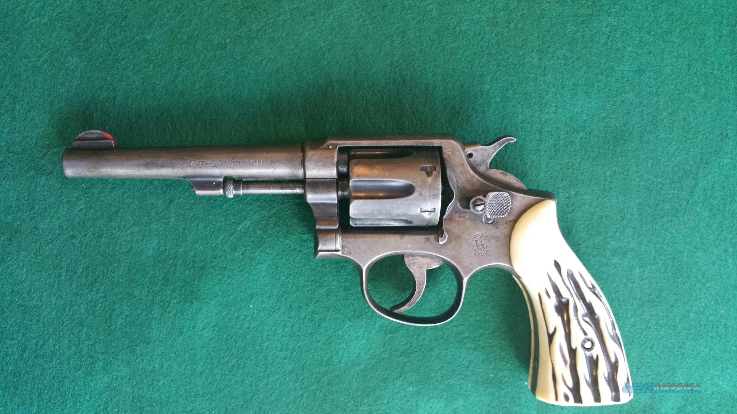 Smith and Wesson .32wcf model of 1905  Guns > Pistols > Smith & Wesson Revolvers > Pre-1945