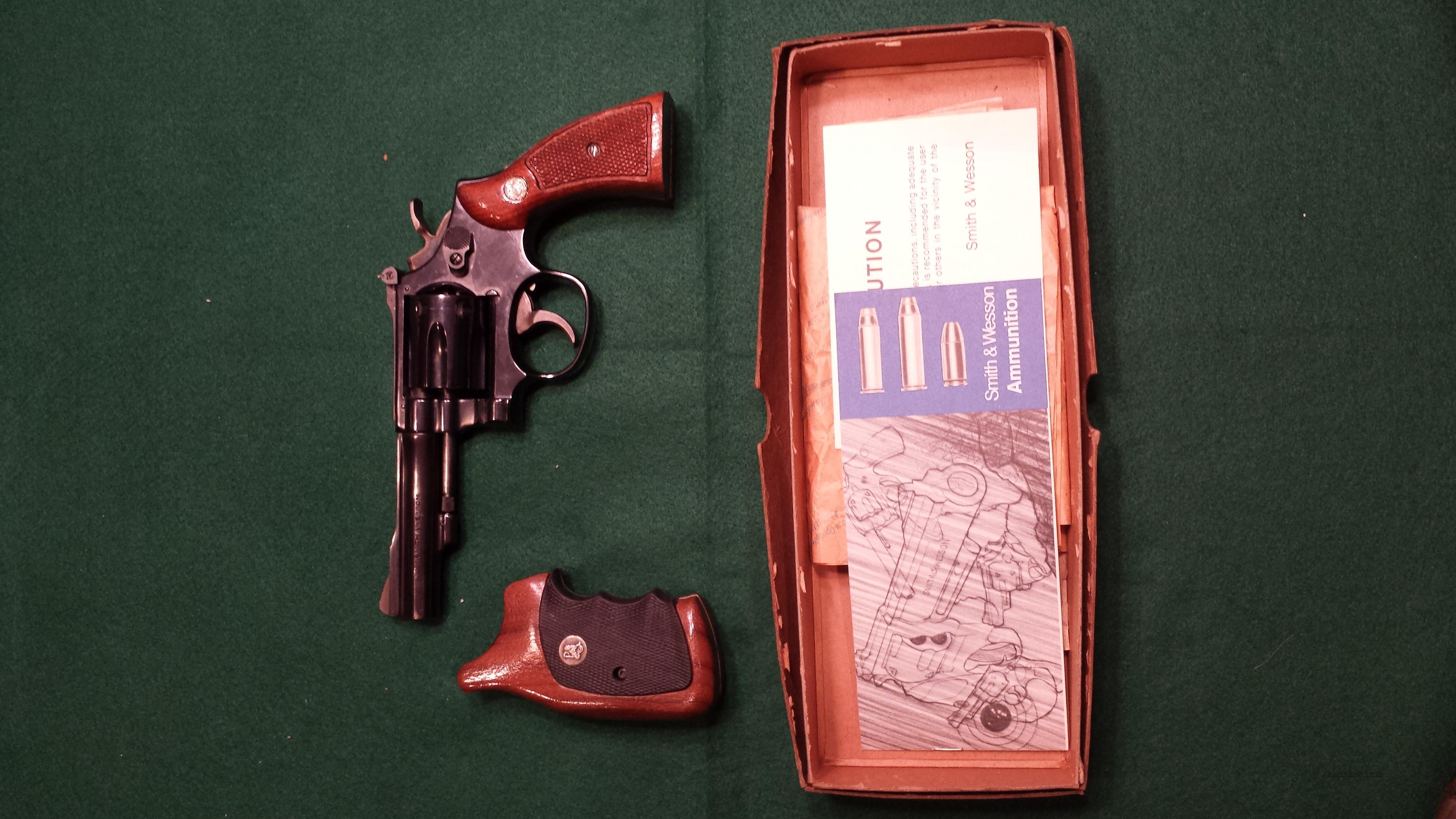Smith and Wesson 18-4 .22  Guns > Pistols > Smith & Wesson Revolvers > Full Frame Revolver