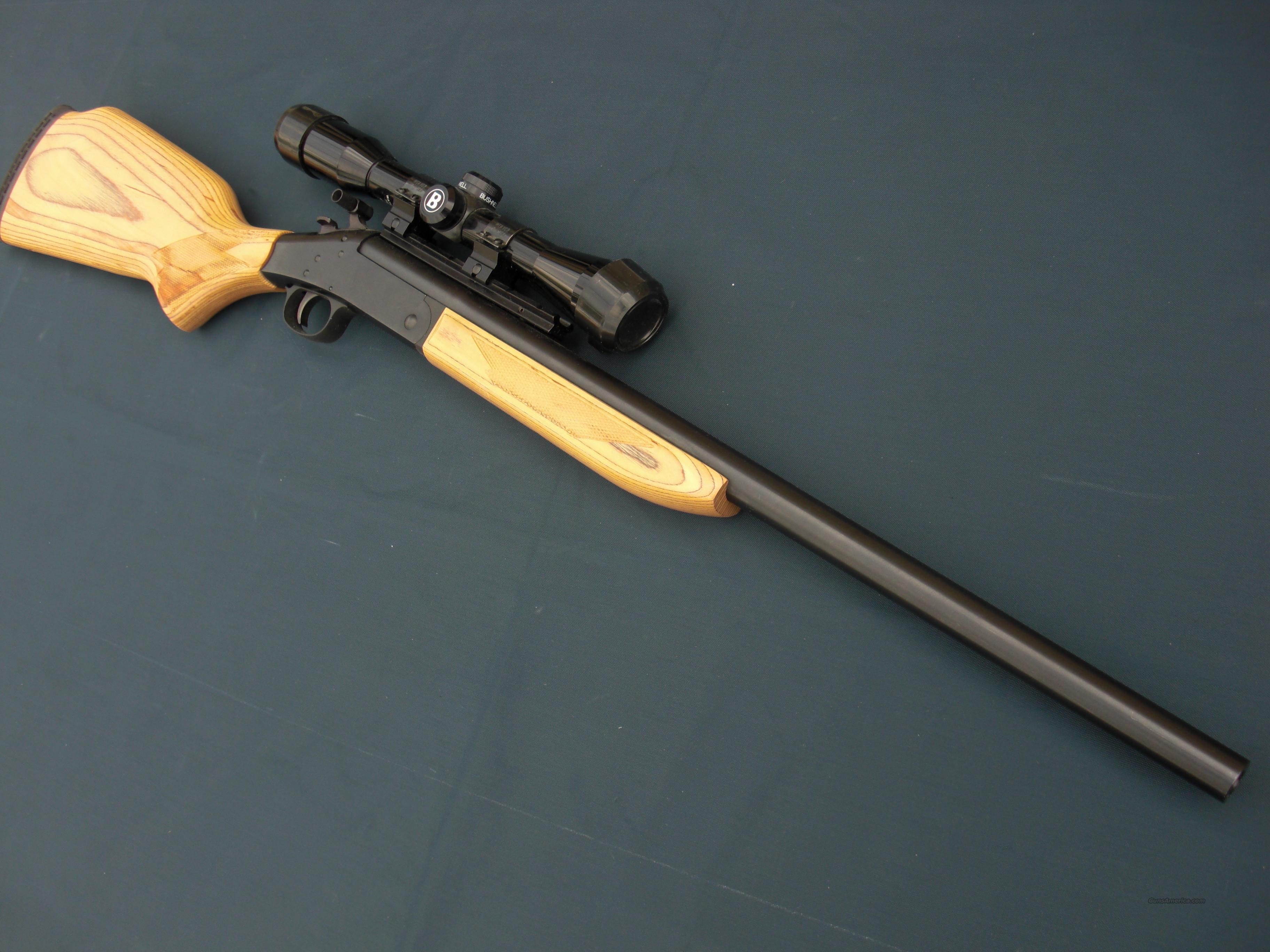 H&R SB2 Ultra .223  Guns > Rifles > Harrington & Richardson Rifles