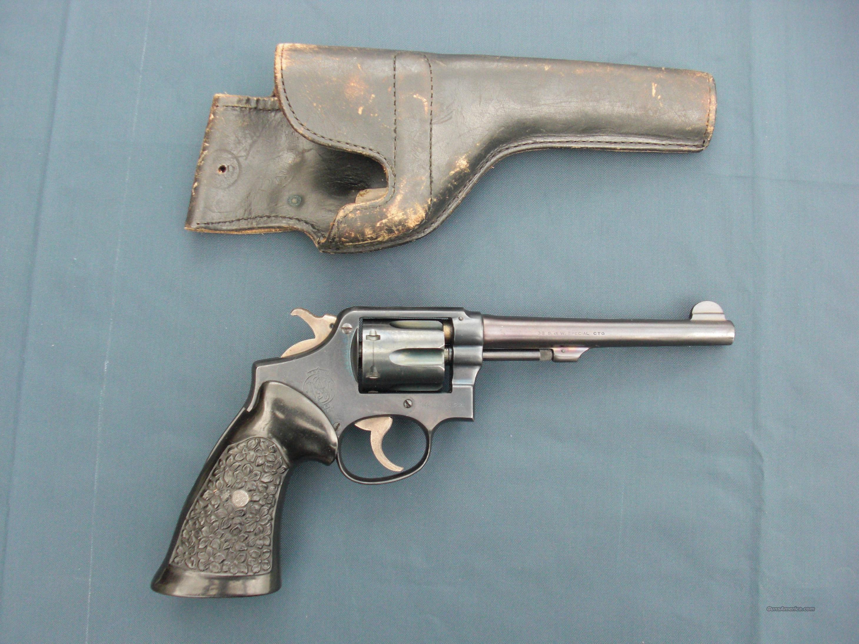 Smith and Wesson Model 10 .38spl  Guns > Pistols > Smith & Wesson Revolvers > Model 10