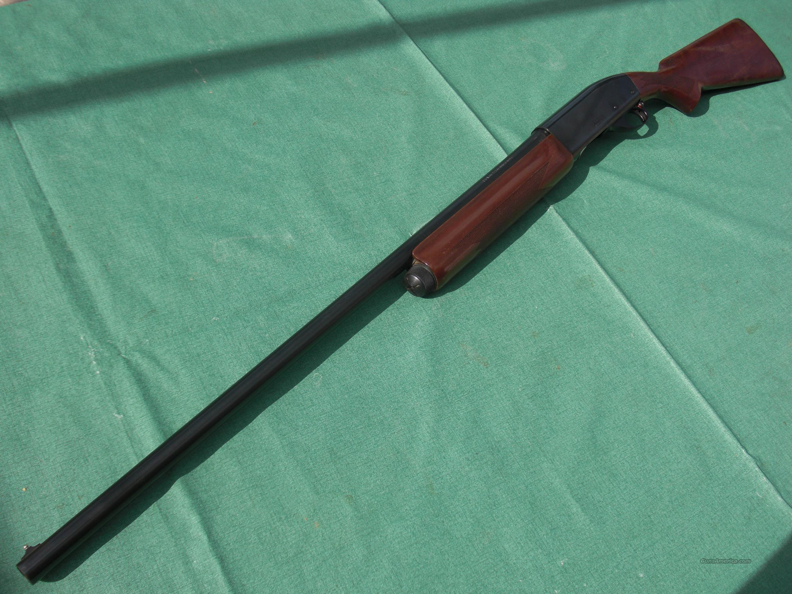 "Remington 11-48 12gauge 30""  Guns > Shotguns > Remington Shotguns  > Autoloaders > Trap/Skeet"