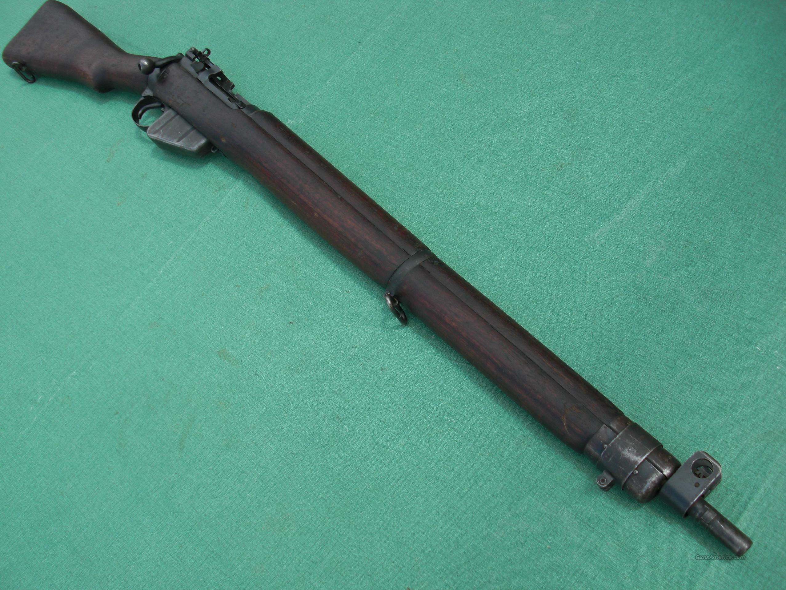 Enfield No. 4 MK 1 .303    2  Guns > Rifles > Enfield Rifle