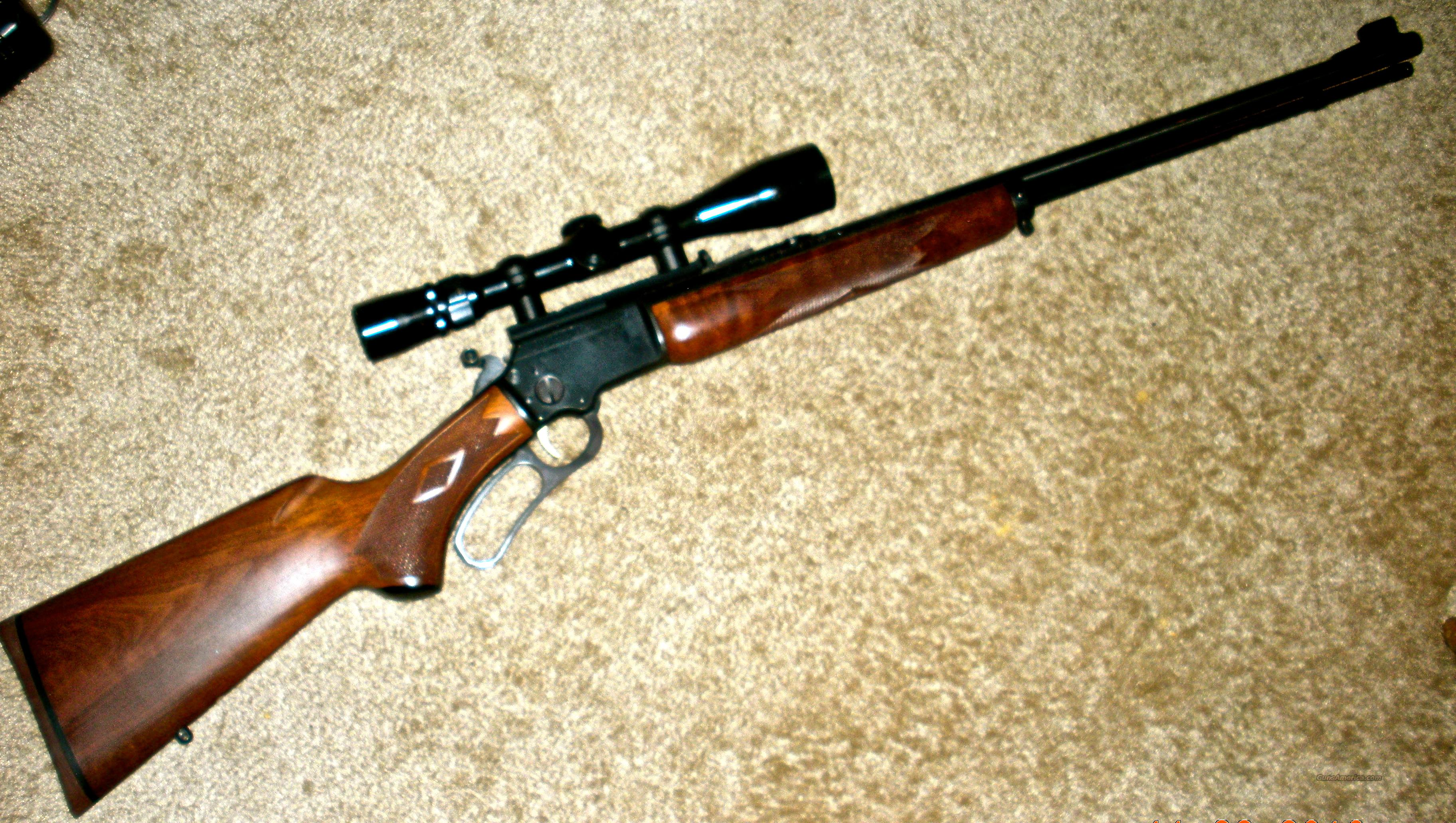 Marlin model 39A Golden .22 caliber for sale