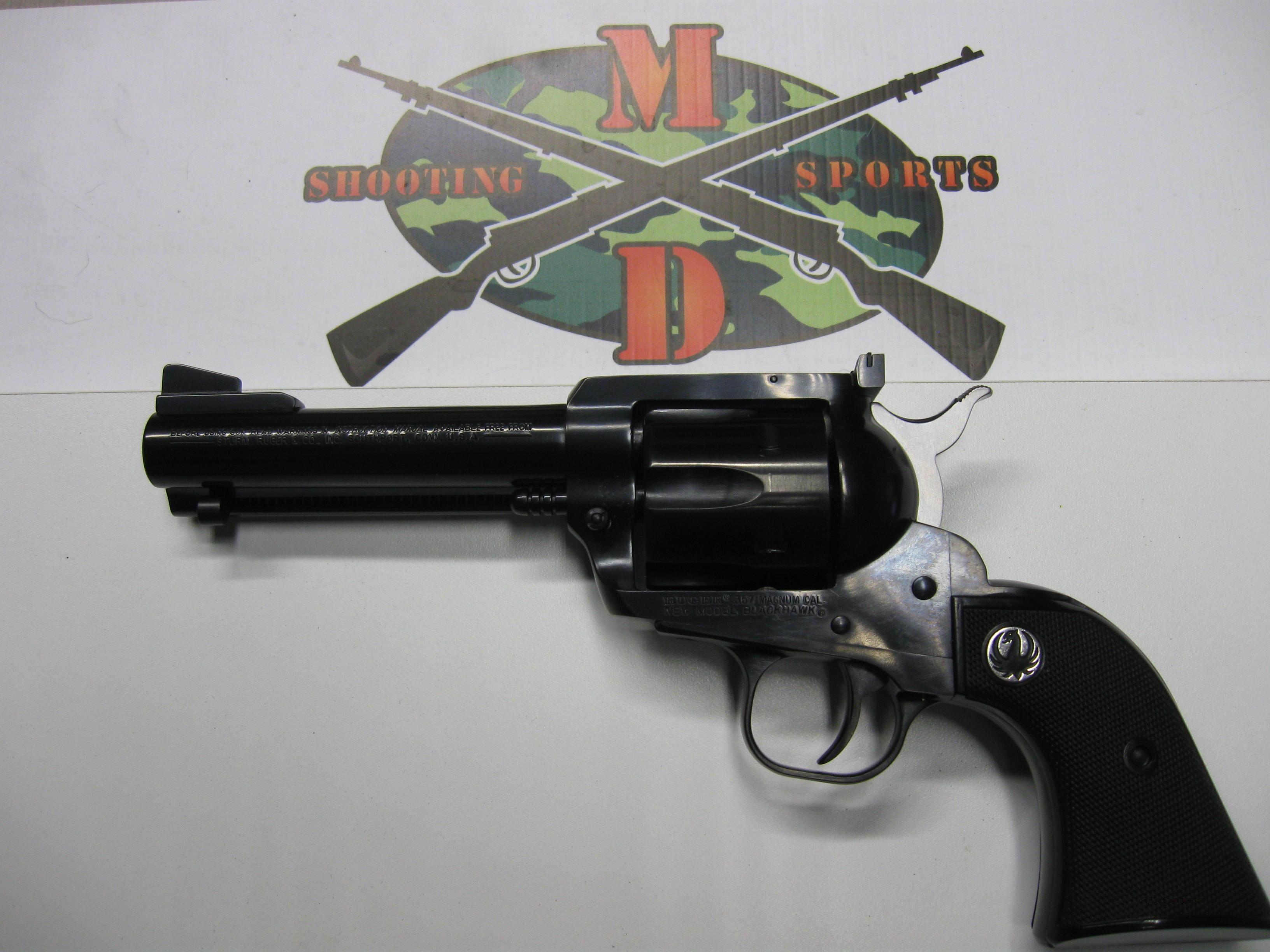 Ruger Blackhawk 50th Year Commerative  Guns > Pistols > Ruger Single Action Revolvers > Blackhawk Type