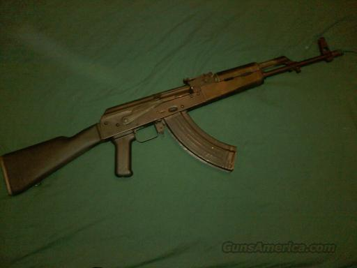 century arms gp 1975 ak-47 (romanian)  Guns > Rifles > AK-47 Rifles (and copies) > Full Stock
