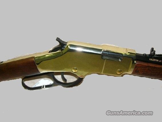 HENRY GOLDEN BOY H004M 22 MAGNUM  Guns > Rifles > Henry Rifle Company