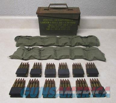 .30 CAL M2 BALL  - 200 CARTRIDGES WITH AMMO CAN  Non-Guns > Ammunition