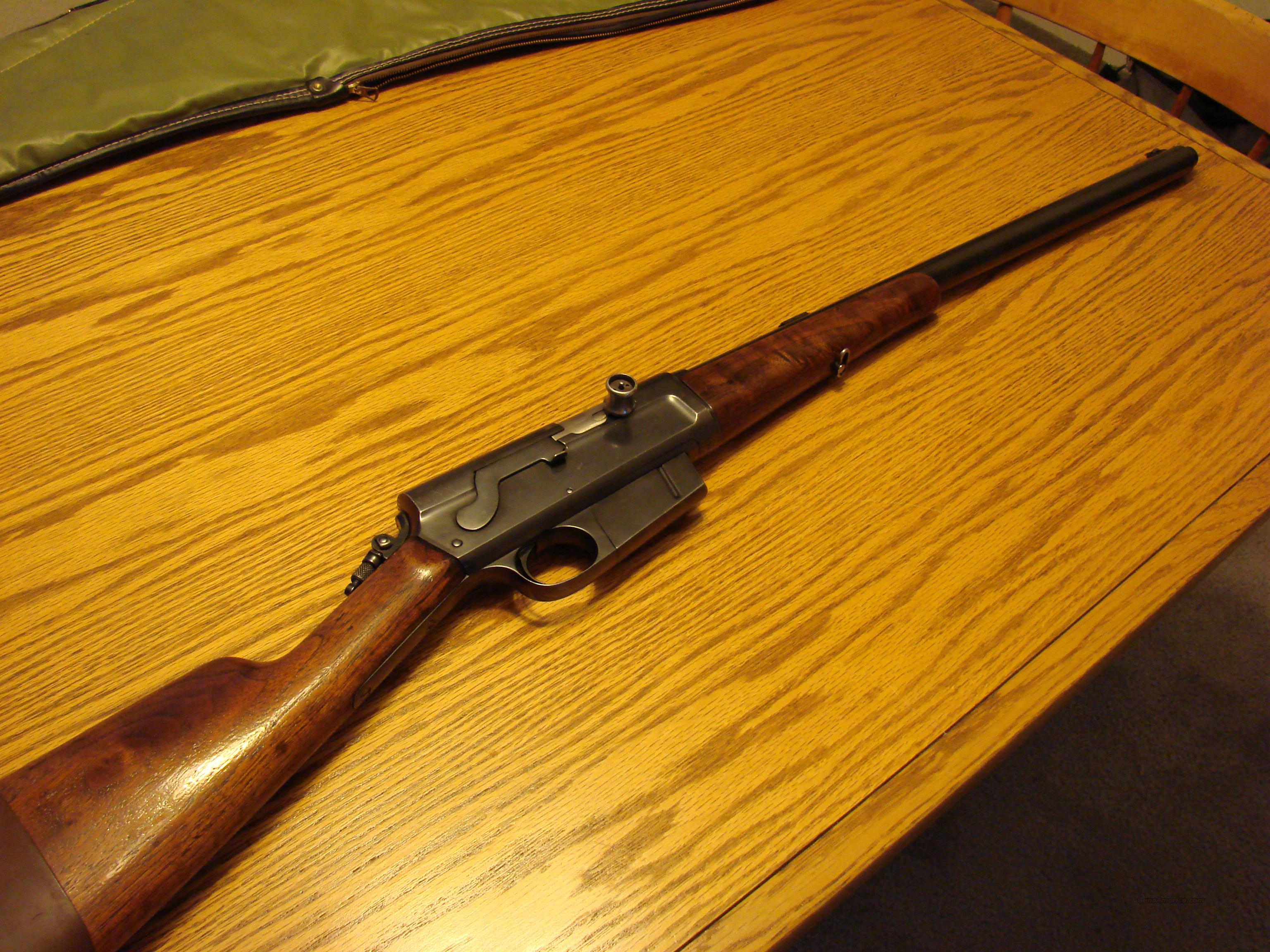 Remington Model 8A .35cal Classic  Guns > Rifles > Remington Rifles - Modern > Other