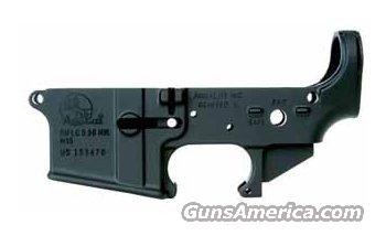 Armalite lowers - Stripped or with Parts Kits   Guns > Rifles > Armalite Rifles > Lower Only