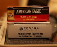 .308 Federal/American Eagle 600 Rounds  Non-Guns > Ammunition