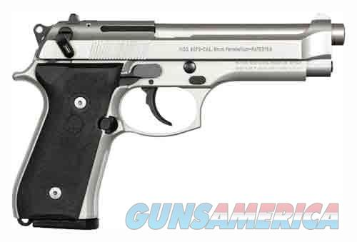 Beretta 92FS Inox 9MM ** New in Case  Guns > Pistols > Beretta Pistols > Model 92 Series