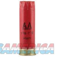 Winchester Once-Fired 12GA AA Hulls per 1000 (choose color- FREE SHIPPING)  Non-Guns > Reloading > Components > Shotshell