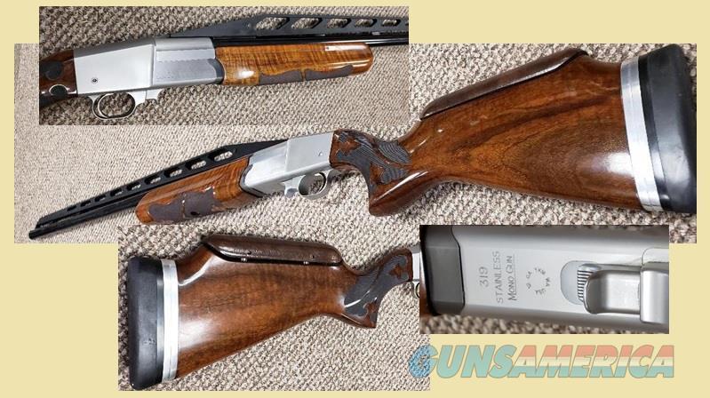 Ljutic Stainless Mono Adj Rib OFFERS  Guns > Shotguns > Ljutic Shotguns