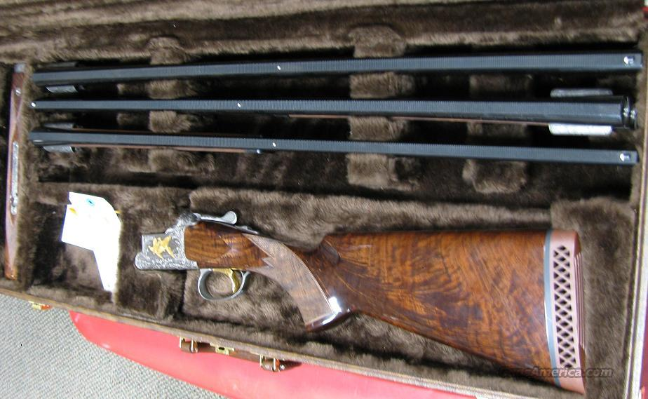 Browning Citori 3 Barrel Subgauge Grade 6  Skeet Set NIB  Guns > Shotguns > Browning Shotguns > Over Unders > Citori > Trap/Skeet