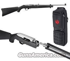 NEW RUGER 10/22TD 22LR TAKEDOWN 11100  Guns > Rifles > Ruger Rifles > 10-22