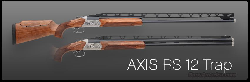 "NEW FABARM AXIS TRAP COMBO 12GA 34/32"" Left-Old Style  Guns > Shotguns > Guerini Shotuns"