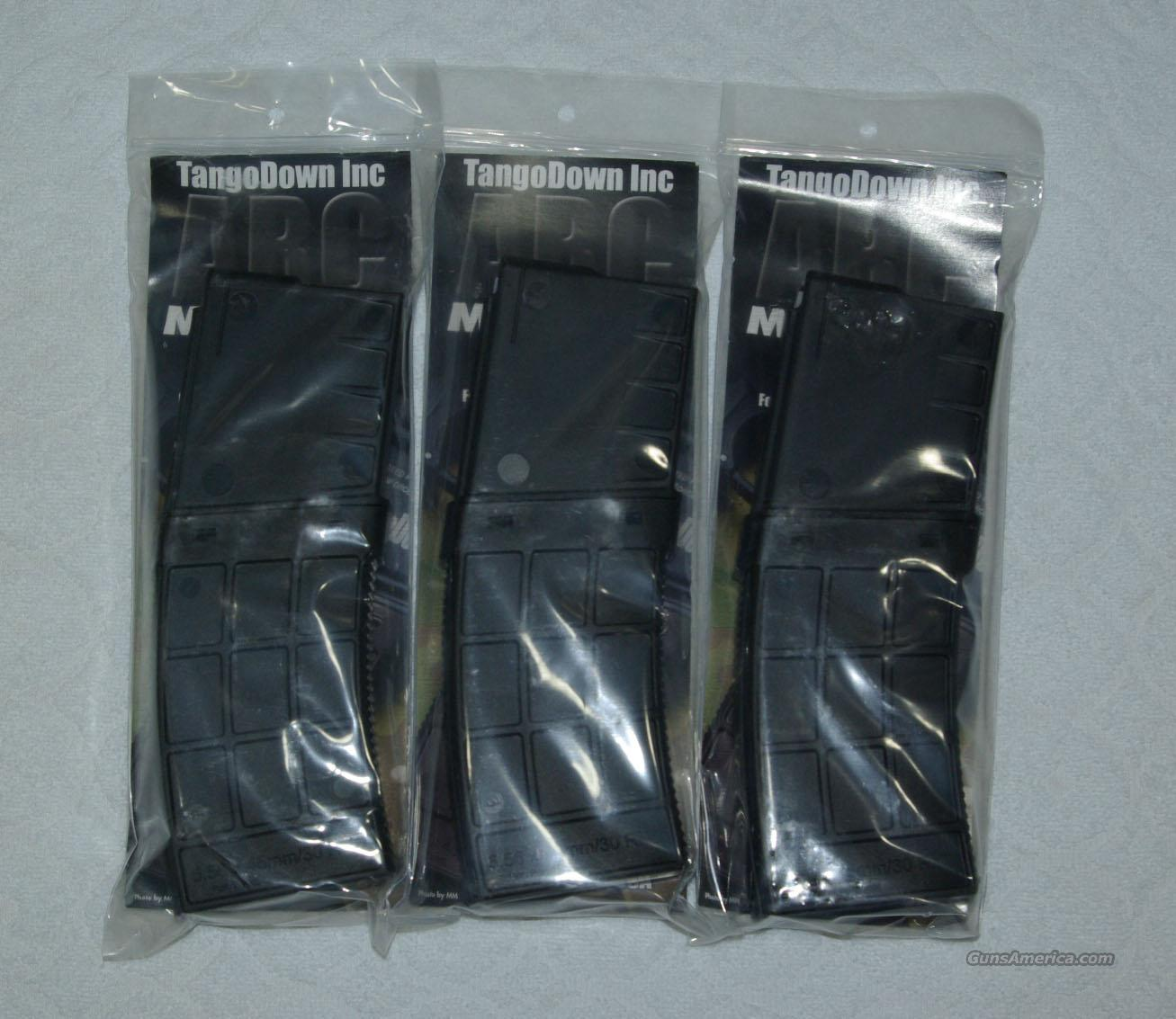 TangoDown 30-Round AR-15 Magazines (Black) *FREE SHIPPING*  Non-Guns > Magazines & Clips > Rifle Magazines > AR-15 Type