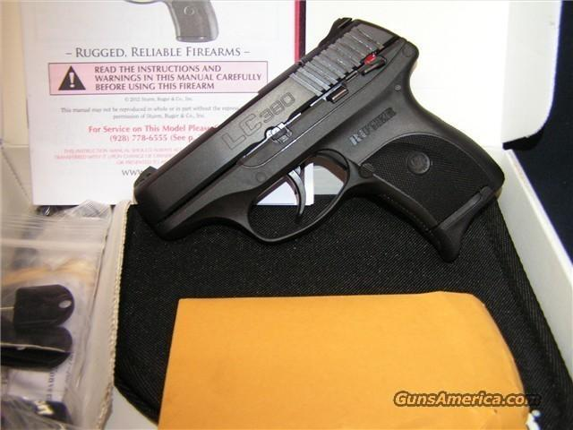 BNIB Ruger LC-380 -- GREAT SIZE FOR CARRY!  Guns > Pistols > Ruger Semi-Auto Pistols > LC9