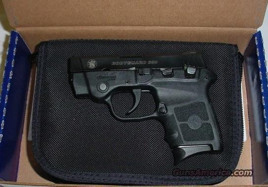 BNIB Smith and Wesson Bodyguard 380 with LASER!!  Guns > Pistols > Smith & Wesson Pistols - Autos > Polymer Frame