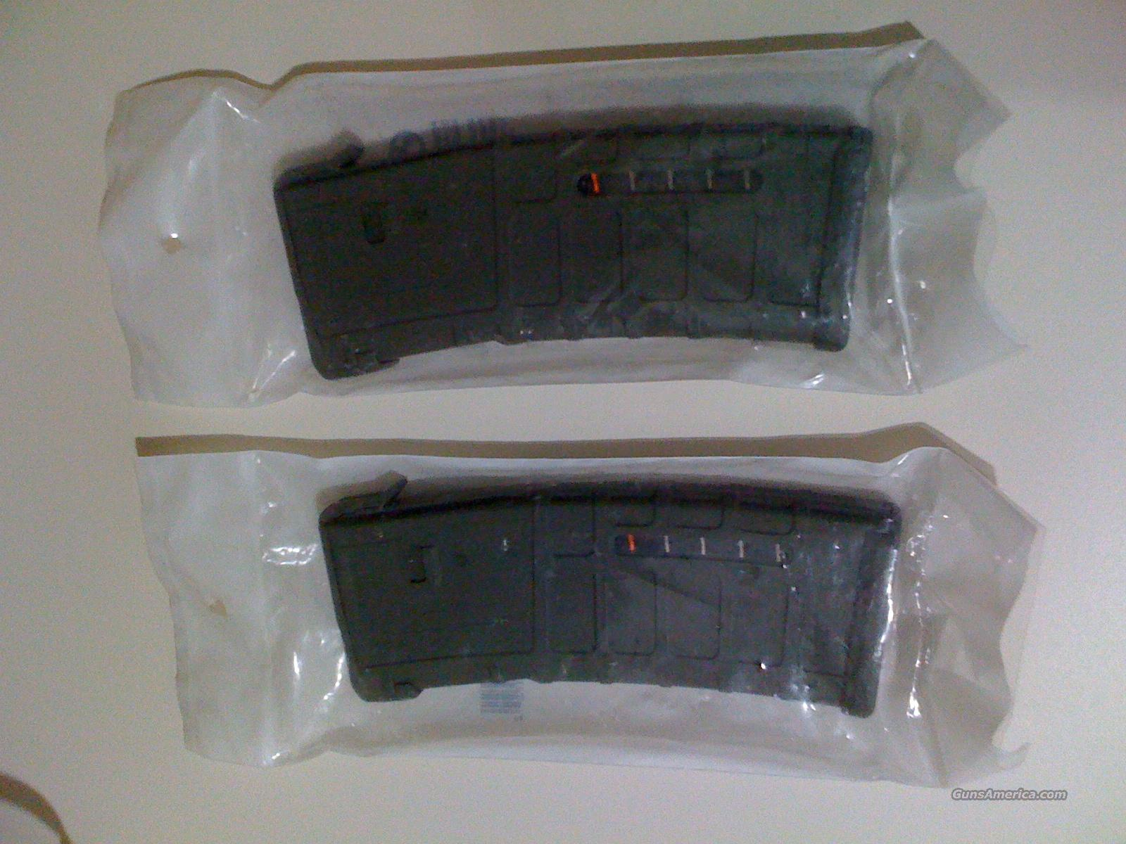 2 Magpul Maglevel Pmags  Non-Guns > Magazines & Clips > Rifle Magazines > AR-15 Type