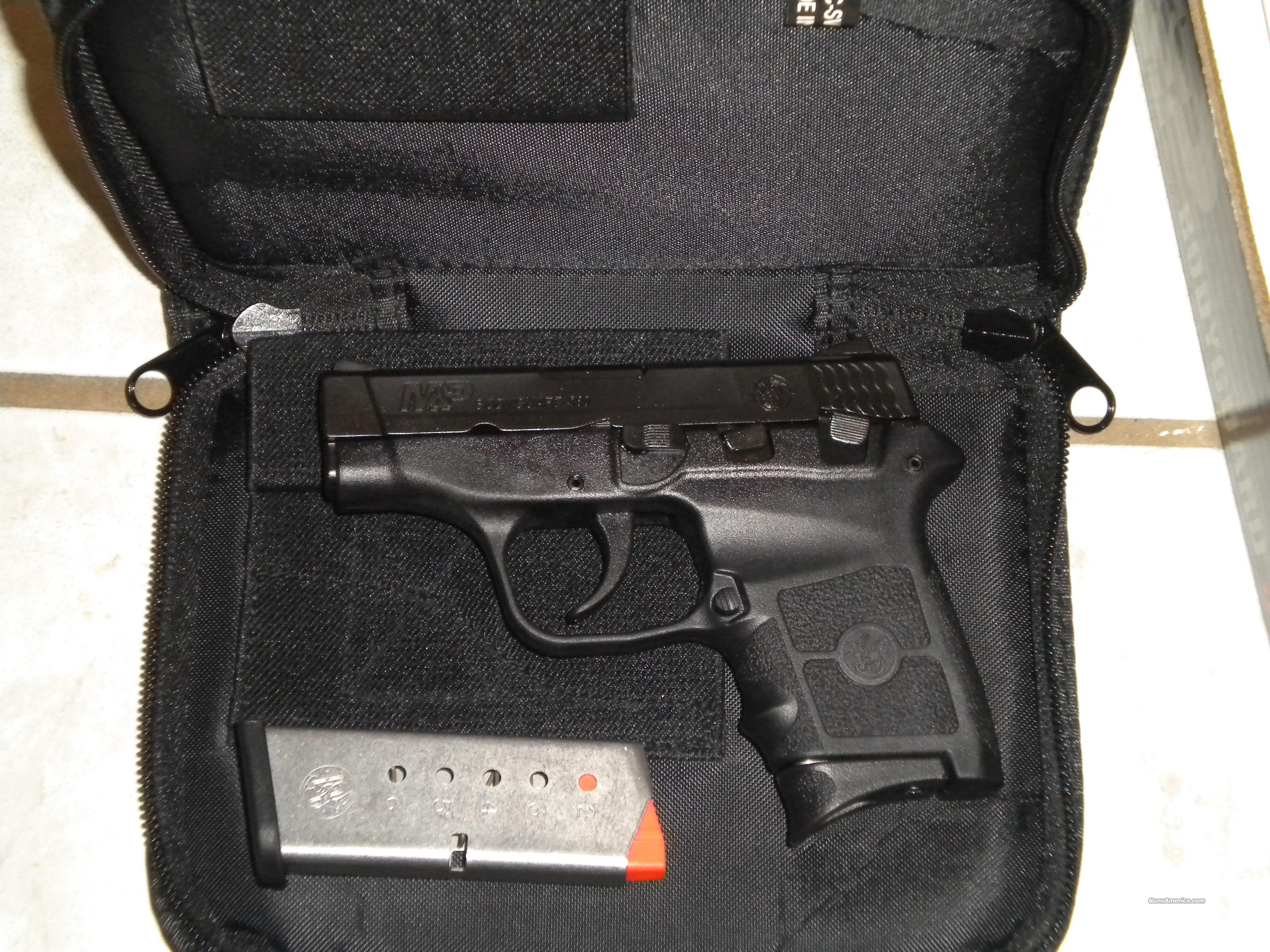 Smith & Wesson Bodyguard no laser  Guns > Pistols > Smith & Wesson Pistols - Autos > Polymer Frame