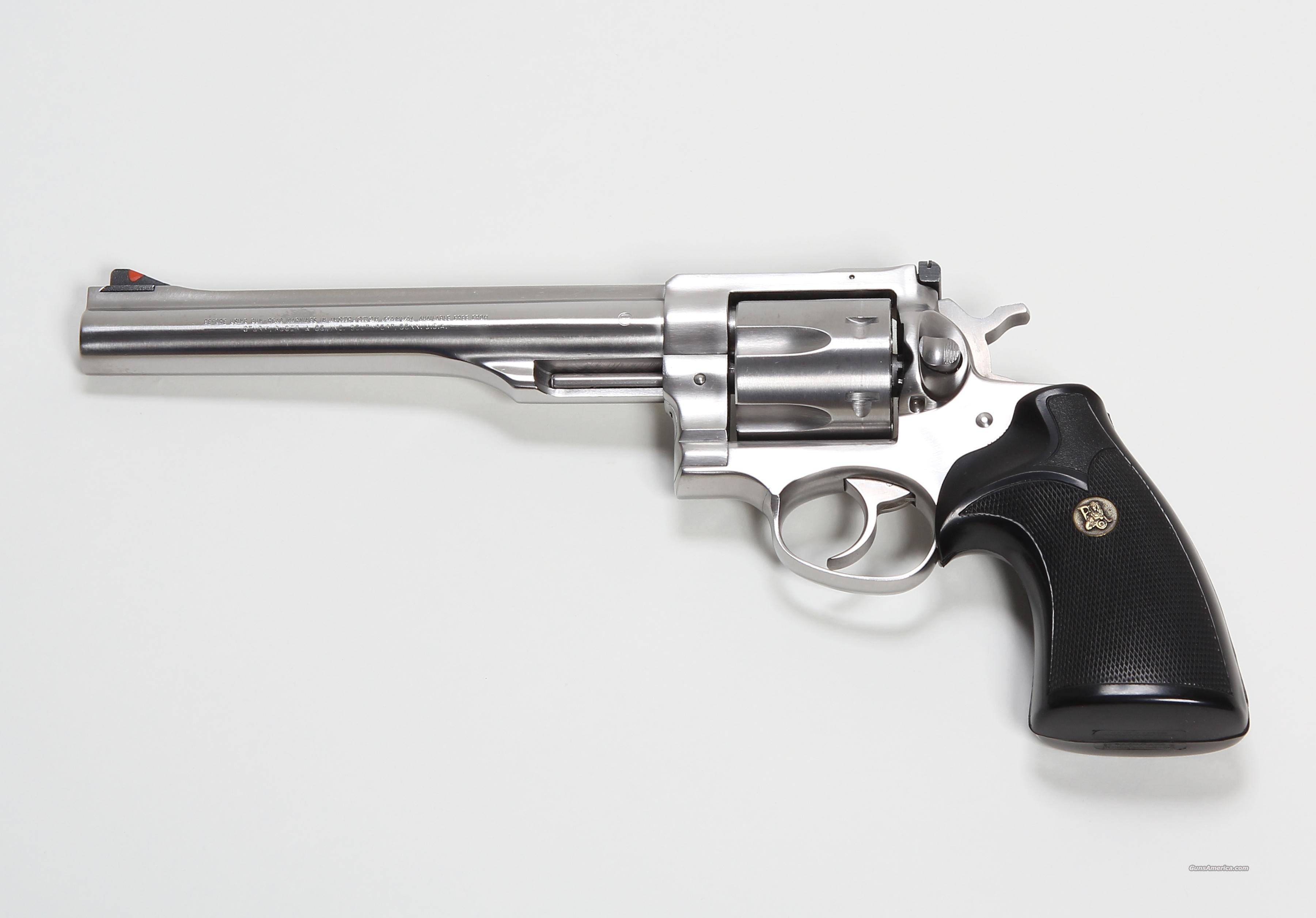 "Like NEW RUGER REDHAWK 44 MAG 71/2"" SS PRISTINE               Guns > Pistols > Ruger Double Action Revolver > Redhawk Type"