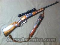 Savage Model 99E .Lever Action Rifle 308 Win  Guns > Rifles > Savage Rifles > Model 95/99 Family