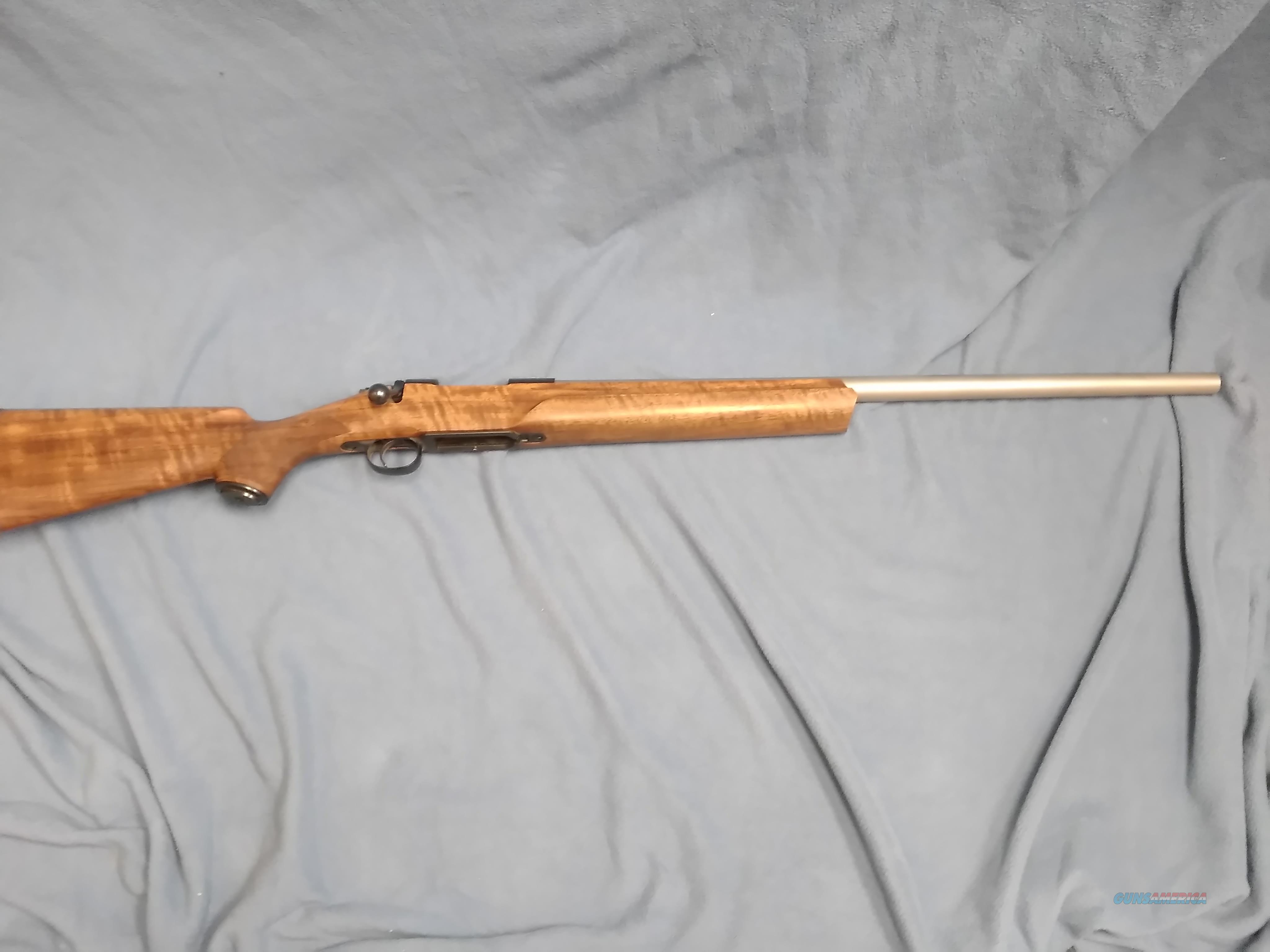 Cooper Firearms model 51, .17 Rem.   Guns > Rifles > Cooper Arms Rifles