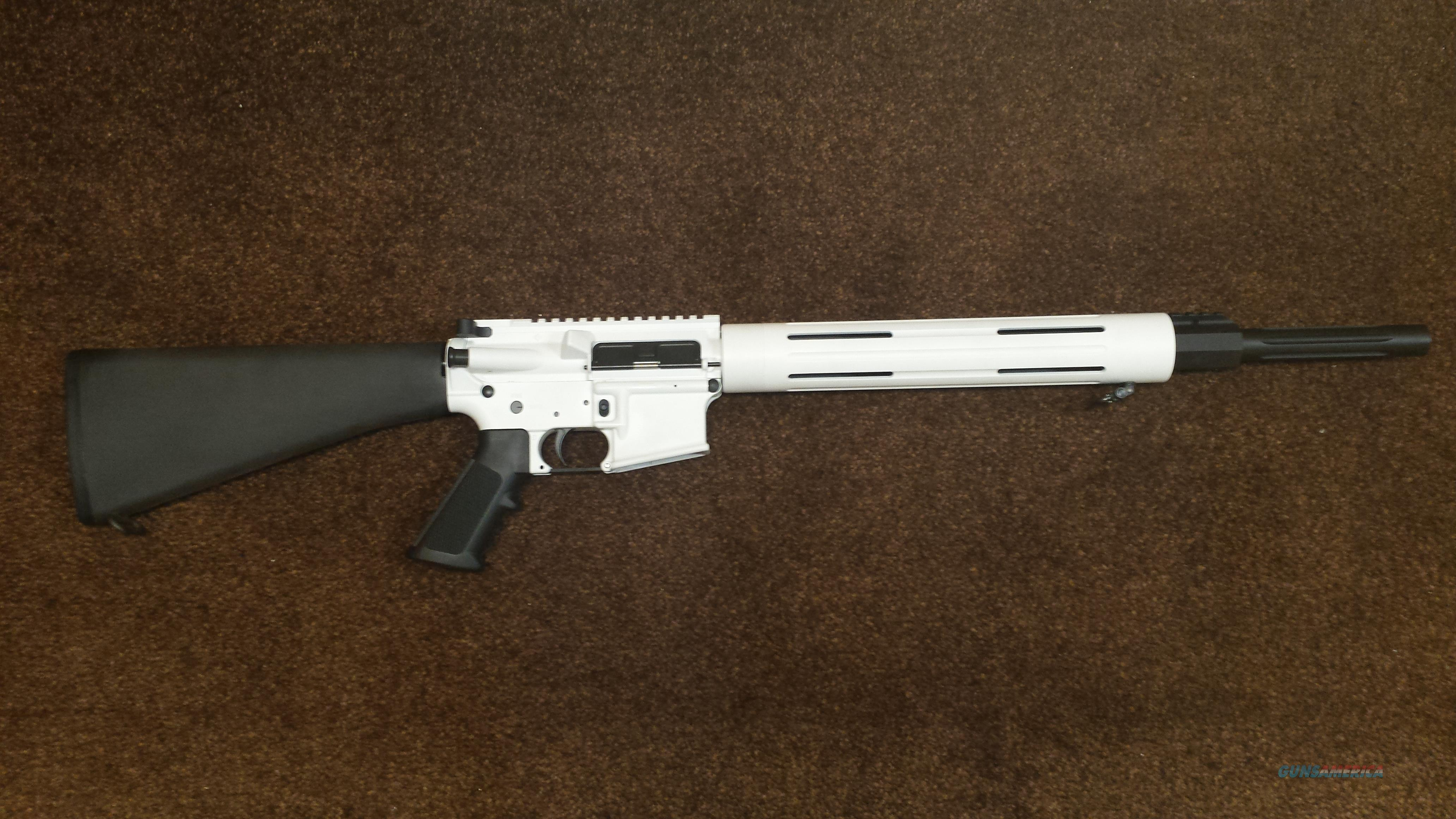 DPMS A-15 Arctic Panther 223/5.56 fluted bbl  Guns > Rifles > DPMS - Panther Arms > Complete Rifle
