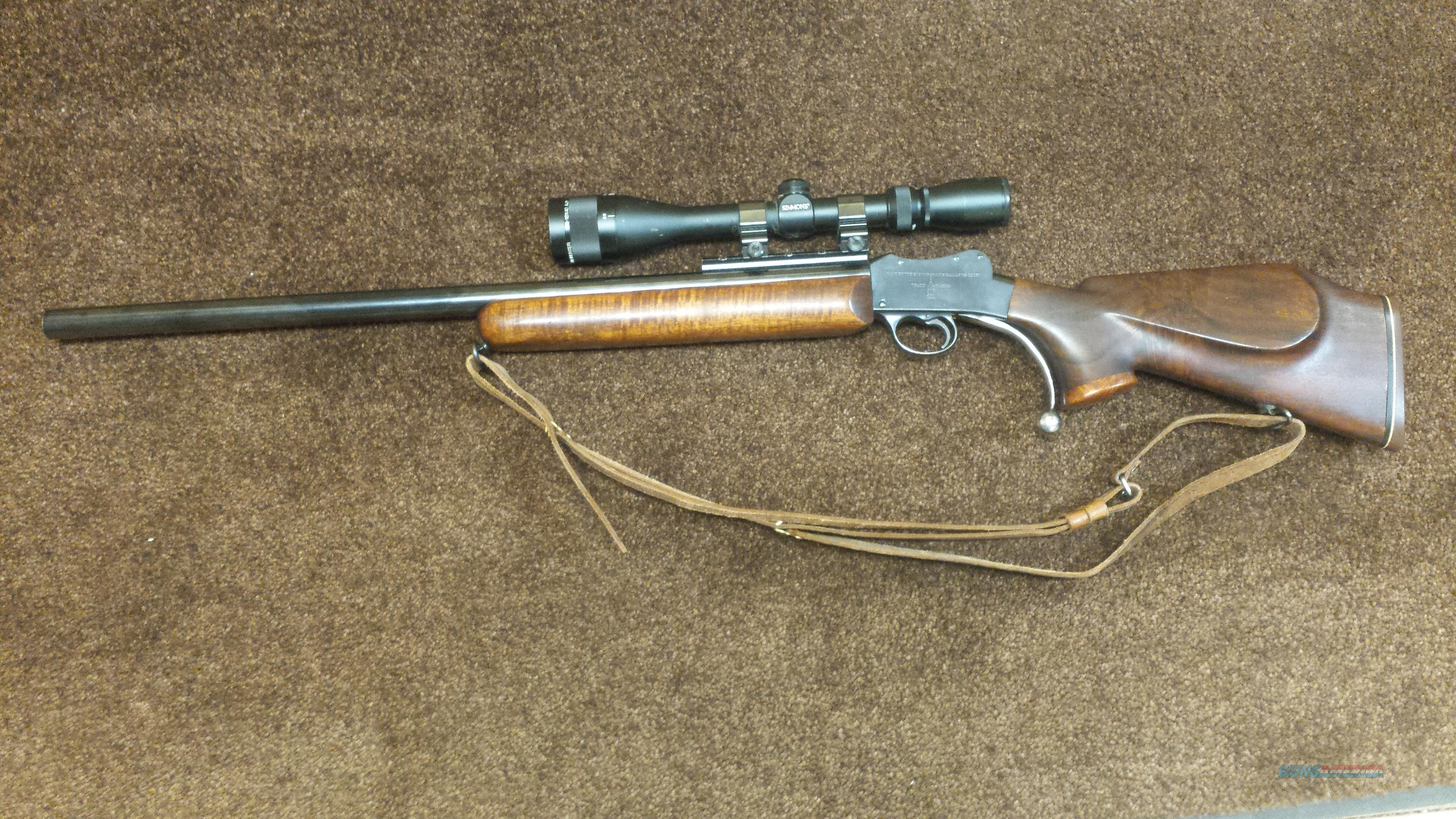 BSA .218 Bee w/ scope  Guns > Rifles > BSA Rifles