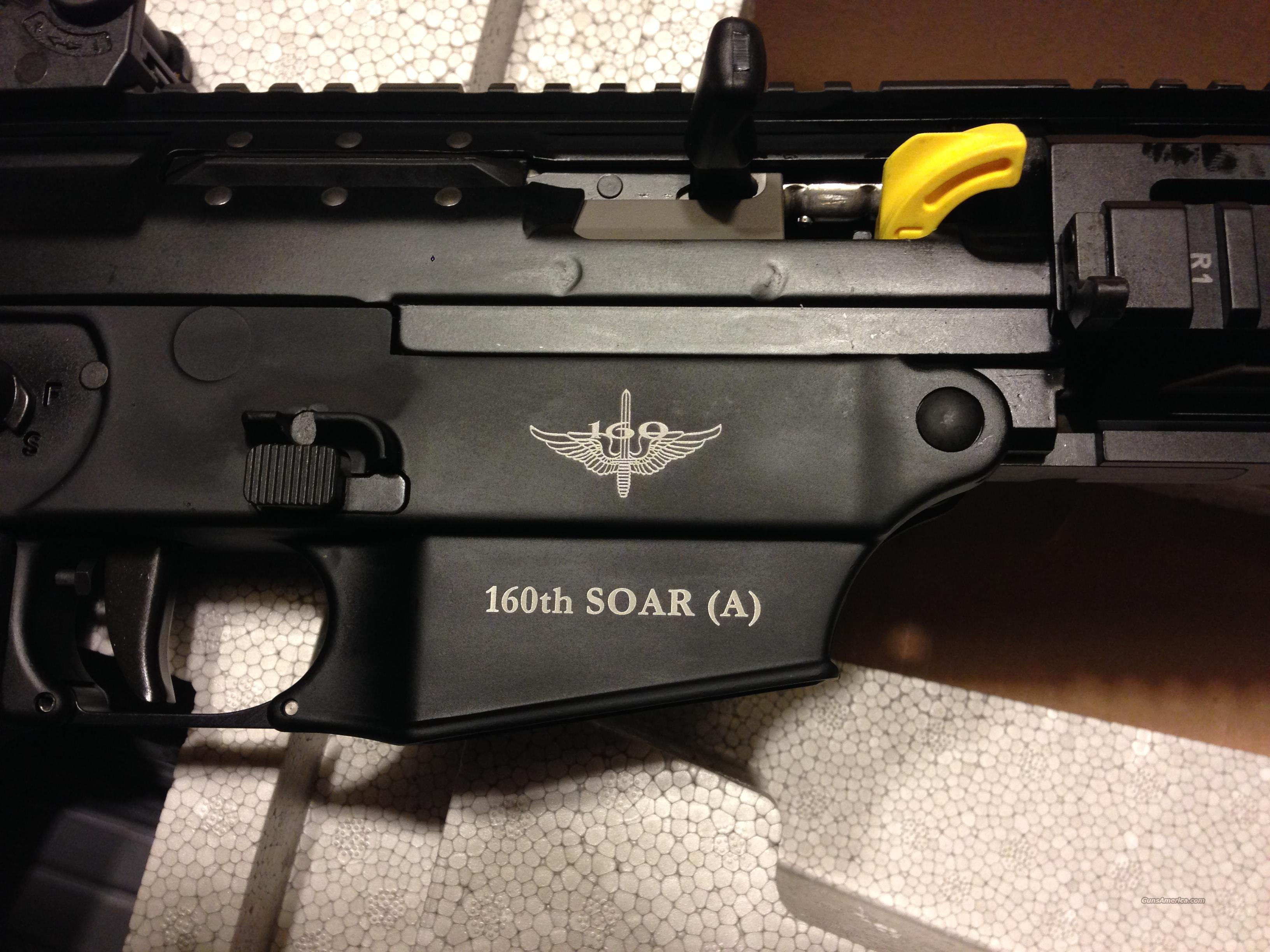Sig Sauer Night Stalker 556 SWAT 160th SOAR (A) Commemorative  Guns > Rifles > Sig - Sauer/Sigarms Rifles