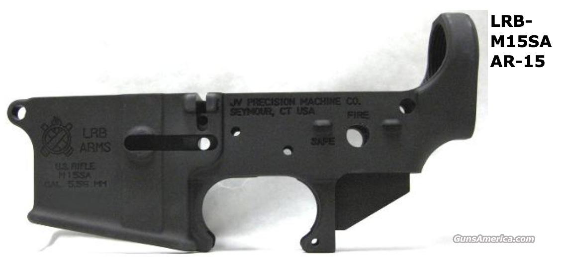 LRB Arms LRB-M15SA AR-15 Stripped Lower Receiver In Stock Now!!!!  Guns > Rifles > AR-15 Rifles - Small Manufacturers > Lower Only