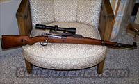 1944 M48 8mm Mauser  Mauser Rifles > German