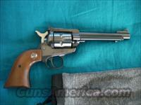 Ruger New Model Single Six .22  Guns > Pistols > Ruger Single Action Revolvers > Single Six Type