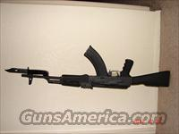 Nice Romanian Pre-ban AK 47 (not WASR)  Guns > Rifles > AK-47 Rifles (and copies) > Full Stock