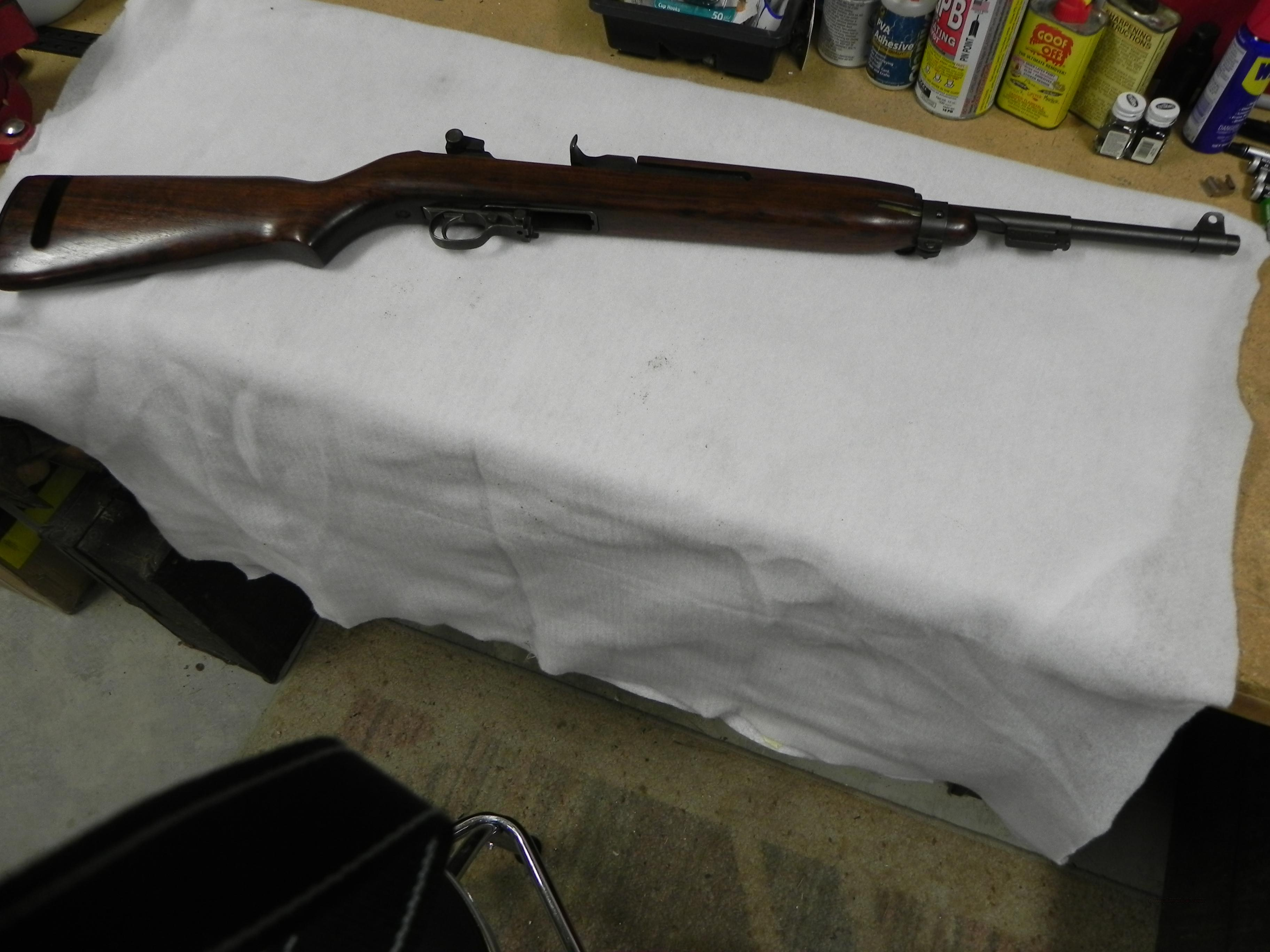 Quality Hardware Early  WW II M1 Carbine  Guns > Rifles > Military Misc. Rifles US > M1 Carbine
