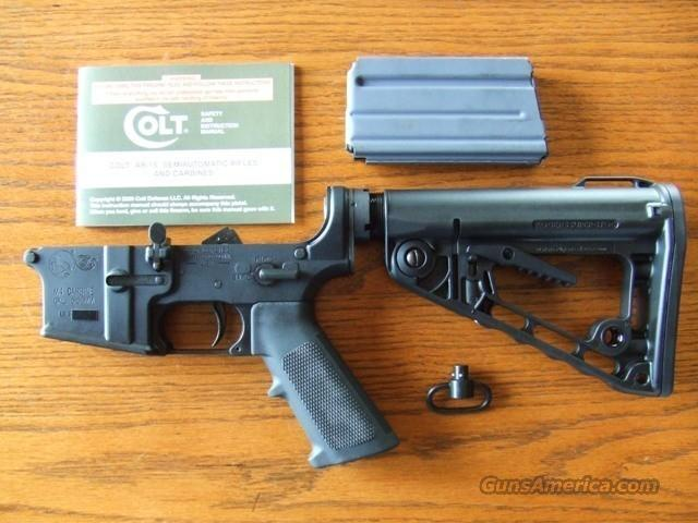 Colt LE 6920  Guns > Rifles > AR-15 Rifles - Small Manufacturers > Lower Only