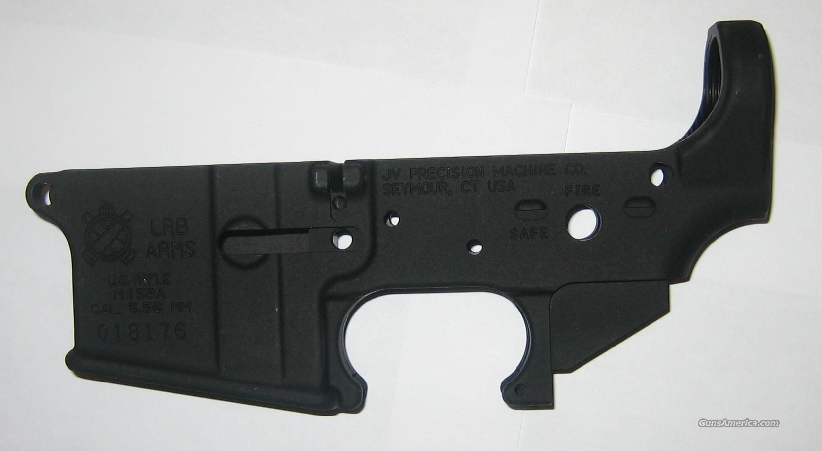 AR-15 new lower receiver by LRB Arms 5.56 .223  Guns > Rifles > AR-15 Rifles - Small Manufacturers > Lower Only