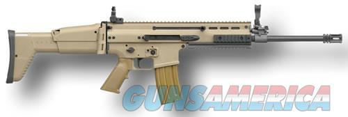 FN SCAR 16S - FDE OR Black - NIB - **Qualified Professionals Only - See Description** Guns > Pistols > FNH - Fabrique Nationale (FN) Rifles > Semi-auto > SCAR