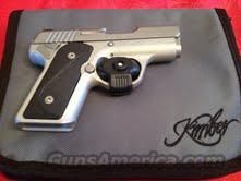 9MM KIMBER SOLO STS STAINLESS  Guns > Pistols > Kimber of America Pistols