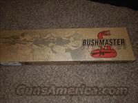 AR 15 Bushmaster Flat Top  Guns > Rifles > Bushmaster Rifles > Complete Rifles