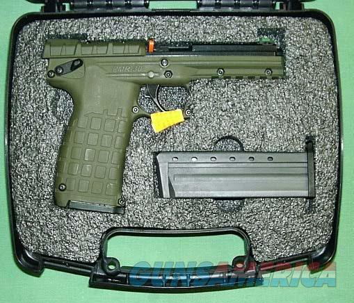Kel-Tec PMR30 OD-Green New In Box  Guns > Pistols > Kel-Tec Pistols > Pocket Pistol Type