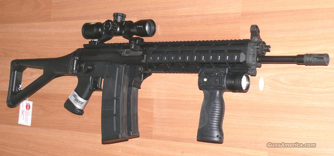 Sig Sauer 556 Classic Swat in .223 Rem./5.56 NATO  Guns > Rifles > Sig - Sauer/Sigarms Rifles