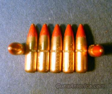 250ct., .223 cal. Machine Pulled M-196 Tracer Bullets!  Non-Guns > Reloading > Components > Bullets
