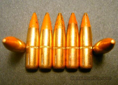250ct., .30 / .308 cal. Lake City 145gr. M-25 Machine Pulled Tracer Bullets!  Non-Guns > Reloading > Components > Bullets